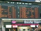 SNCF: trafic fortement perturbé, entre 23,9 et 50% de grévistes