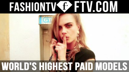 World's Highest Paid Models Part 1