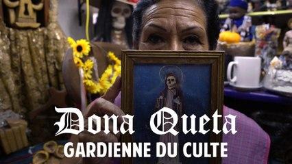 Dona Queta, gardienne du culte - Santa Muerte 1x01