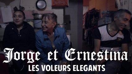 Jorge et Ernestina, les voleurs élégants  - Santa Muerte 1x03