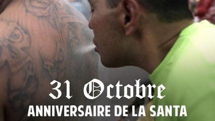 31 octobre, anniversaire de la Santa - Santa Muerte 1x05