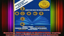 READ Ebooks FREE  Money Book Cash Flow Ideas for Wealth Creation Inspiring Experiences of SelfMade Full EBook