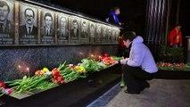 Ukraine: cérémonie 30 ans après la catastrophe de Tchernobyl
