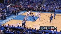 NBA Playoffs: Dallas Mavericks vs Oklahoma City Thunder - J5 (25.04.2016)