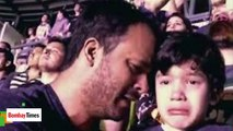 Coldplay Concert | Little Boy Cries During Coldplay Concert