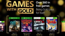 FREE XBOX GAMES with GOLD (May 2016) EN