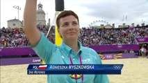 Women's Beach Volleyball Semi-Finals - USA v CHN - London 2012 Olympics - YouTube