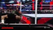 Most Brutal & Dangerous Fight in WWE History! Reigns vs Triple H! Bloddy Match! HD