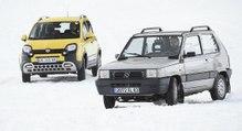 Fiat Panda 4X4 1983 vs. Fiat Panda 4X4 2016 : la malice en héritage [COMPARATIF]