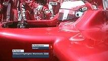 F1 Onboard Highlights | F1 2008 - R04 - Spanish Grand Prix