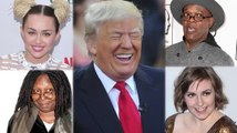A Look at Which Stars Are Leaving the United States if Donald Trump Becomes President