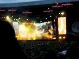 Muse Intro Knights Of Cydonia le 23/06/2007