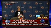 The Kelly File 4/14/16 - Megyn Kelly complete analysis Donald Trump speech at Republican Gala