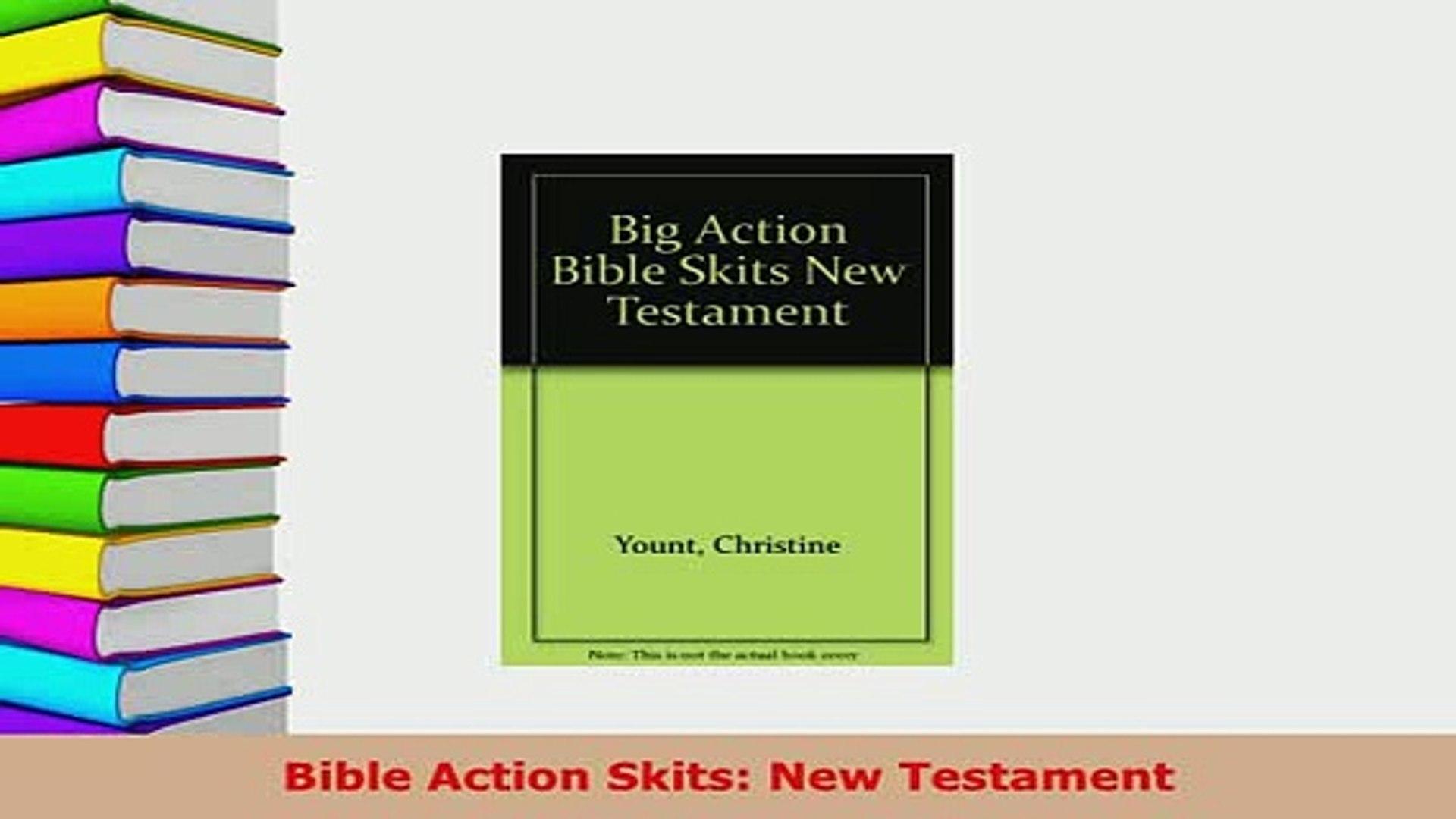 Download Bible Action Skits New Testament EBook