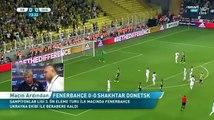 Mircea Lucescu'nun Maç Sonu Açıklamaları - Fenerbahçe 0-0 Shakhtar Donetsk - 28 Temmu