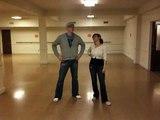 Uptown Swing Beginner PLUS Lesson #4, 4/27/2010