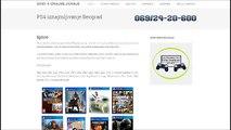 Iznajmljivanje Sony Playstation 4 Beograd 069/24-20-600