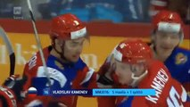 Nuorten MM 2016 finaali | Venäjä Suomi 3 4 (JA) | Maalikooste