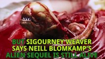 """Alien 5 Delayed but """"Worth the Wait"""" Says Sigourney Weaver"""