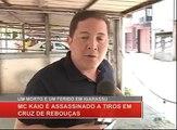 MC KAIO É ASSASSINADO A TIROS