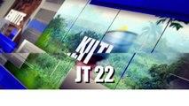 ADS PROMO - JT 22 Radio Television Caraibes - JOURNAL TELEVISE 22
