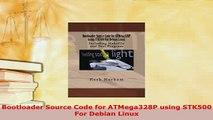 Download Bootloader Source Code for ATMega168 using STK500 for