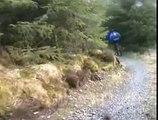 Mountain bike MBR Trail Freeride Single track Clip 15