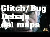 Metal Gear Solid V: Ground Zeroes - Truco (Glitch/Bug): Como salirse del mapa - Trucos