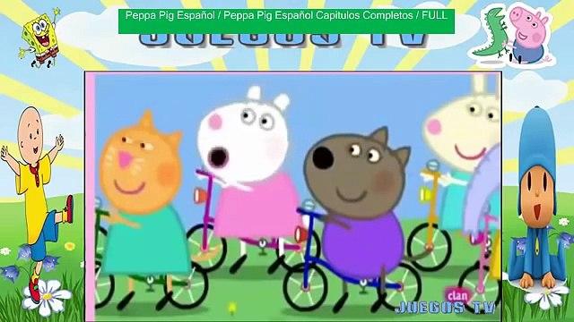 Peppa Pig Español / Peppa Pig Español Capitulos Completos / FULL #