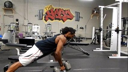 High Volume Back Workout
