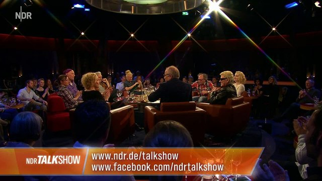 Urban Priol in der NDR Talk Show