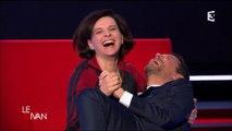 Le Divan : Marc-Olivier Fogiel tombe dans les bras de Juliette Binoche
