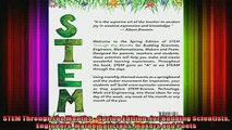 READ book  STEM Through the Months  Spring Edition for Budding Scientists Engineers Mathematicians Full EBook