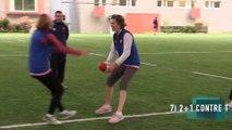 Rugby à 5 - Ateliers techniques