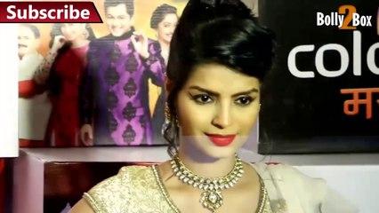 Hot Marathi Actress Navel Exposing | colors marathi dholkichya talavar 2016
