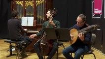 """L'Ensemble Desmarest interprète le """"Stabat Mater"""" de Giovanni Felice Sances ILe Live de la Matinale"""