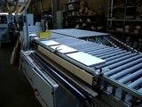 HOMAG Mod. KF 26 (squadraborda doppia / double-side sizing & edge banding machine)