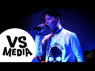 Tonyi Ng x Jobelle Ubalde x Feat.  悠雲 - 路口 // Made in HK Music at Backstage