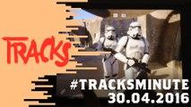 R2-D2 en hologramme, une diva goth et du théâtre fou fou fou : Welcome To Tracks!