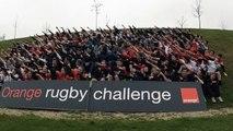 Orange rugby challenge 2016