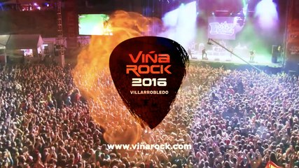 VIÑA ROCK 2016 - SPOT