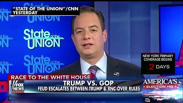 Delegate dispute heats up between RNC, Trump
