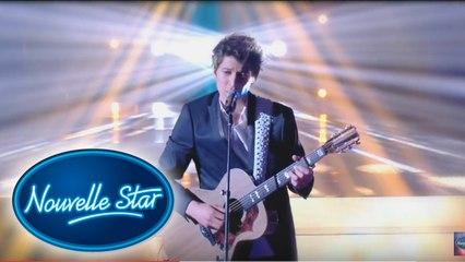 Patrick: Ces Petits Riens - Semi-final - NOUVELLE STAR 2016