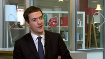 Osborne: Threat of Brexit is weighing on economy