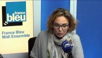 Claire Keim invitée de Daniela Lumbroso - France Bleu Midi Ensemble
