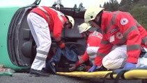 Vom Unfallort zum Krankenhaus - Tag der offenen Tür am Krankenhaus Adenau - 24. April 2016