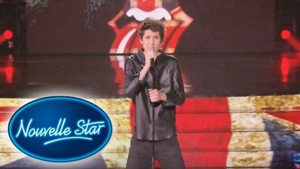Patrick: Satisfaction - Semi-final - NOUVELLE STAR 2016