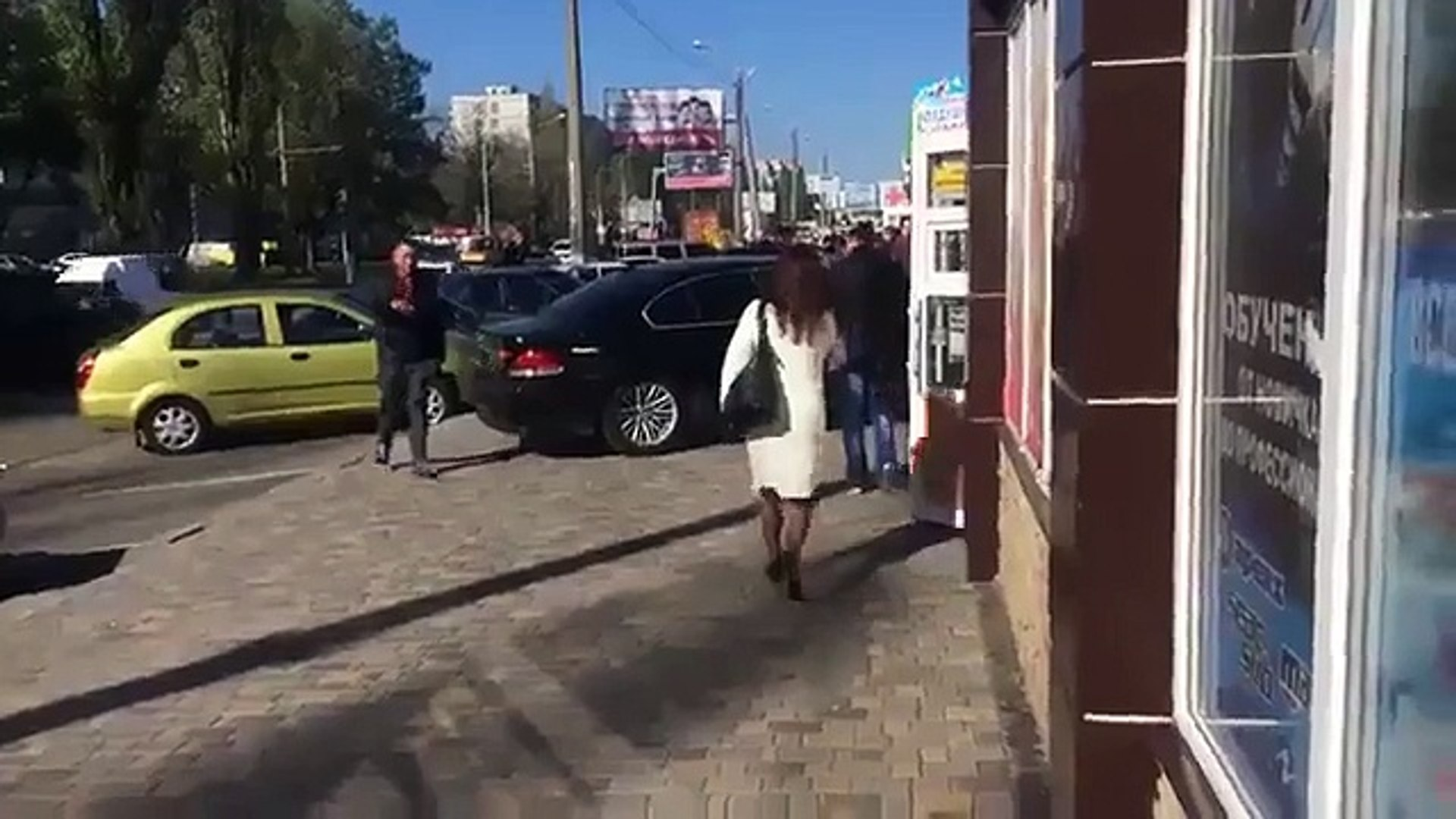 Even In Russia Women Suck at Driving-Funny & Entertainment Videos-By Fun and Entertainment Follo