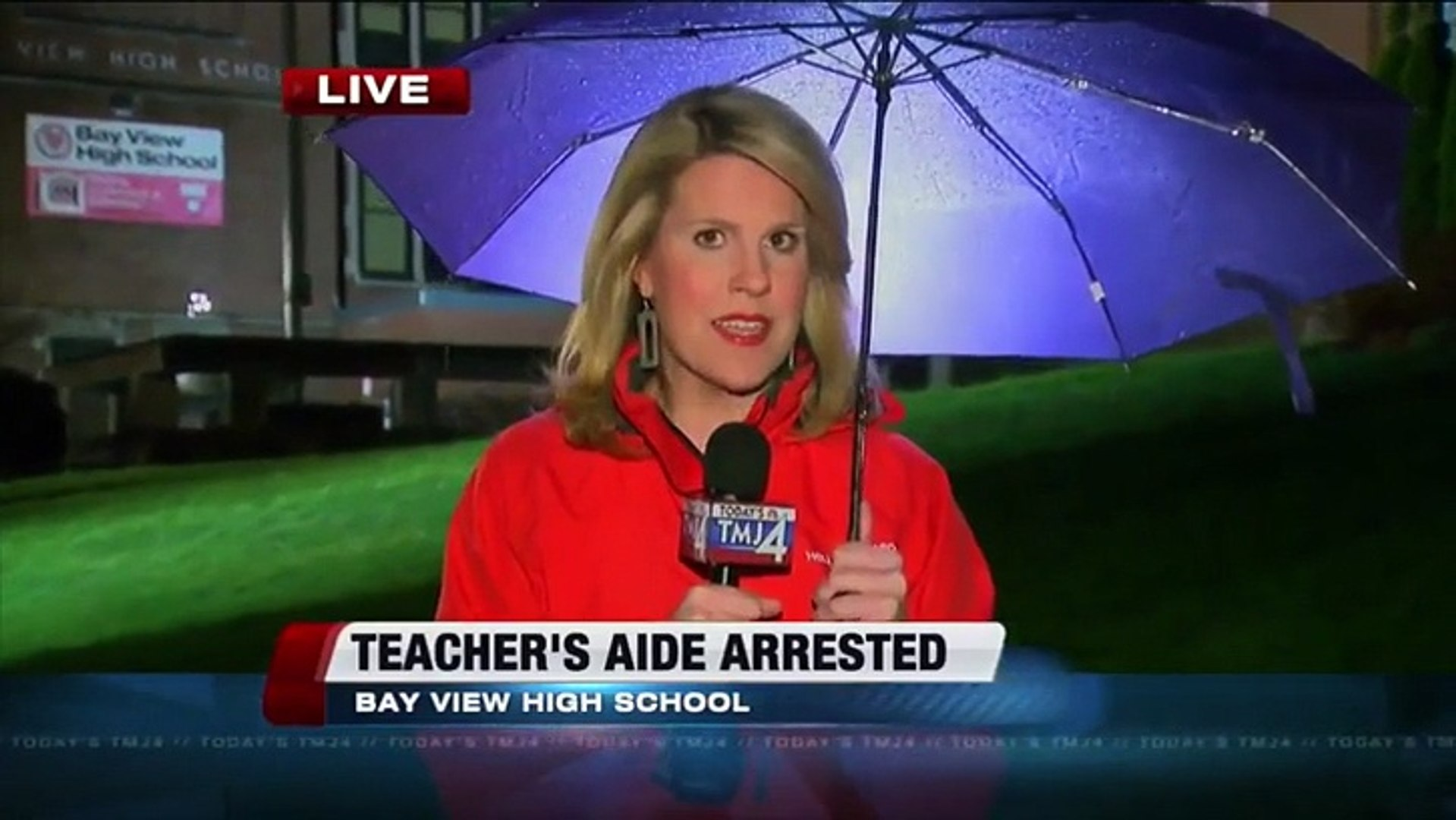 High School Teacher's Aide Arrested After Fighting Student-Funny & Entertainment Videos-By