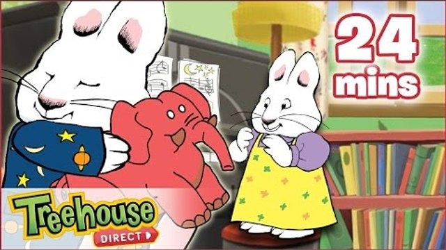 Max & Ruby - Ruby's Piano Practice / Max's Bath / Max's Bed Time - 1